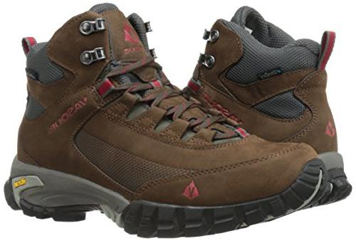 Vasque Talus Ultradry Brown/Chili US