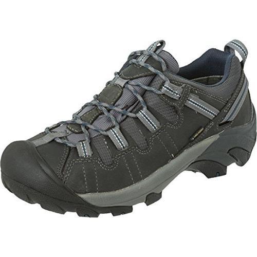 KEEN Waterproof Shoe,Cascade Brown/Brown Sugar,15 M US