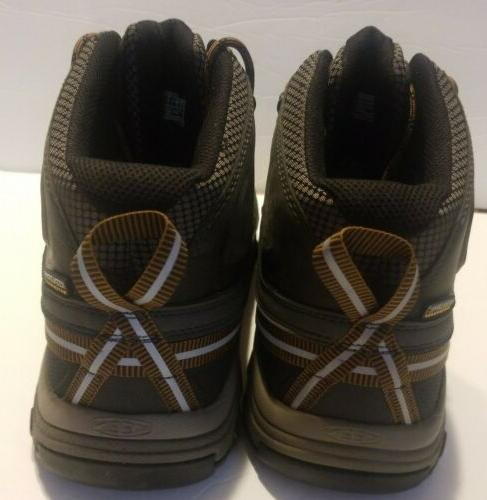 Keen III Top Sz 10 WP Nb25