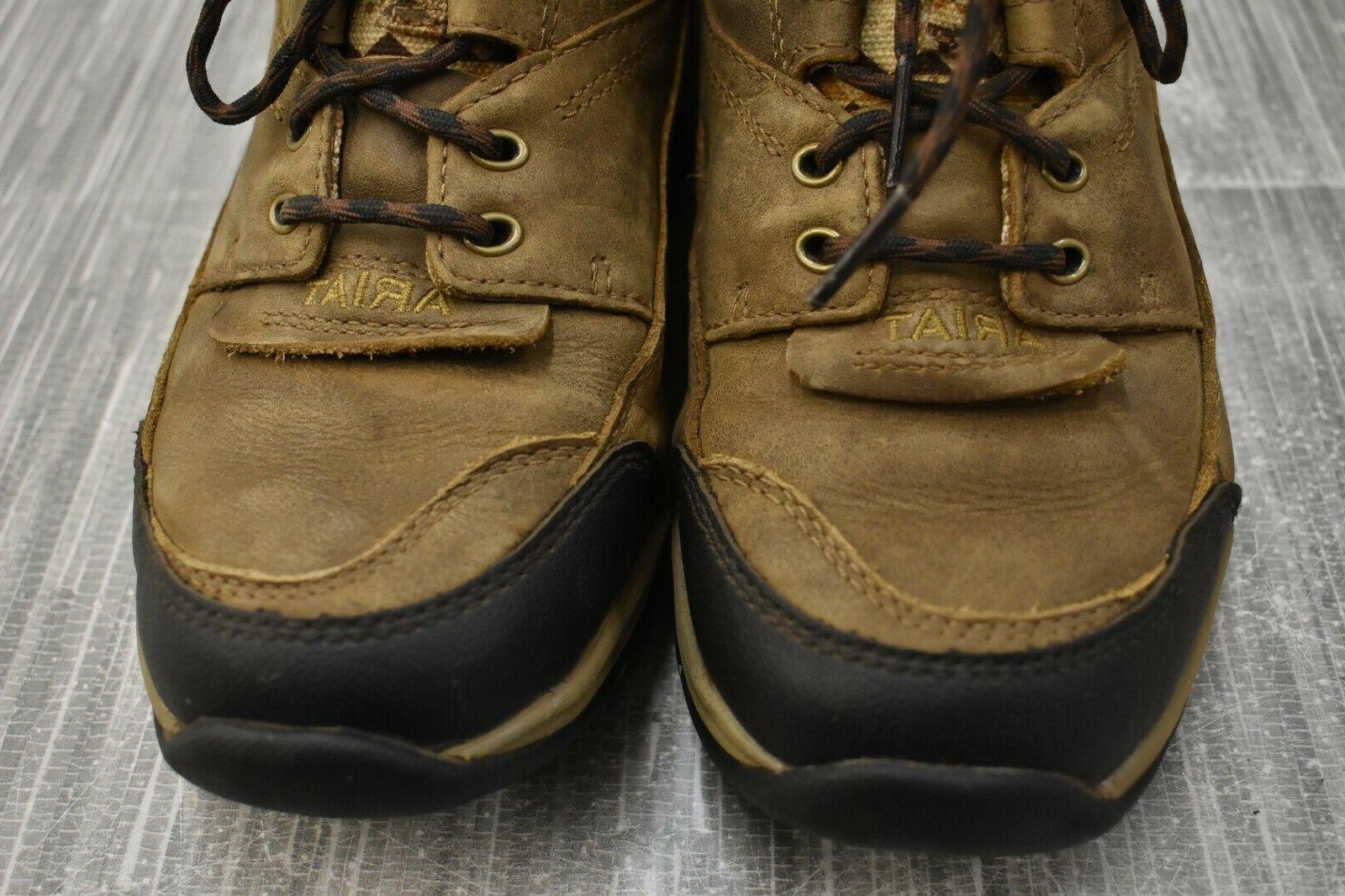 Ariat Terrain 10033925 Hiking Boots, Women's Size B, Brown