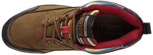 Ariat Boot, Walnut/Serape, C US