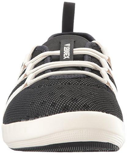 adidas Climacool Boat Shoe, Black/Chalk 7 M