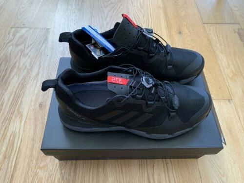 Adidas Terrex Fast GTX Gore tex Hiking Shoe Black 10 9