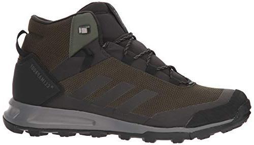 adidas outdoor Tivid CP, Night Cargo/Black/Grey US