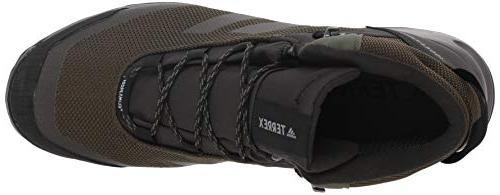 adidas outdoor Men's Terrex Tivid CP, Cargo/Black/Grey Four, 10 D US