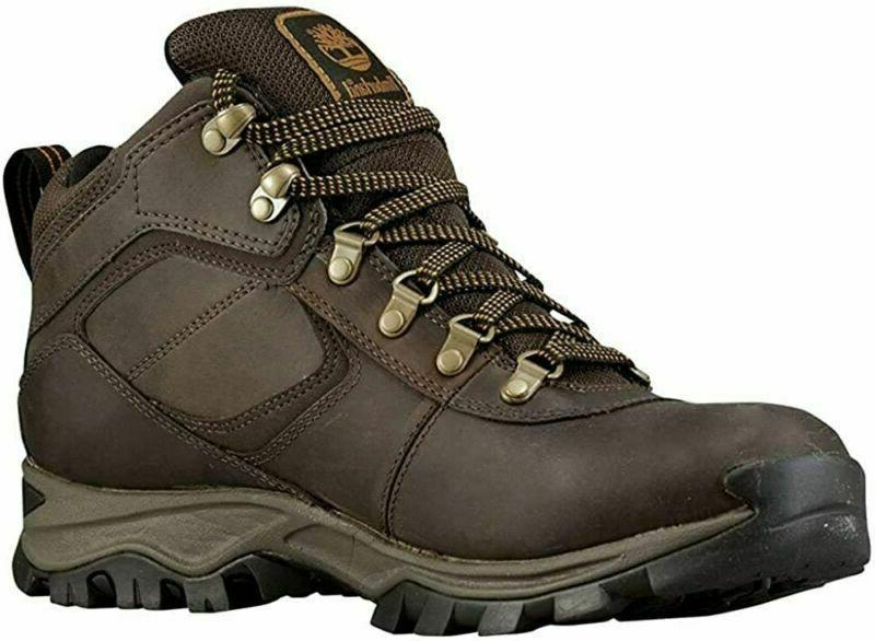 timberland men s mt maddsen hiker boot