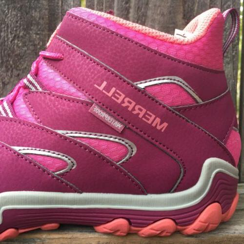 Merrell Girls Hiking Boots Shoes