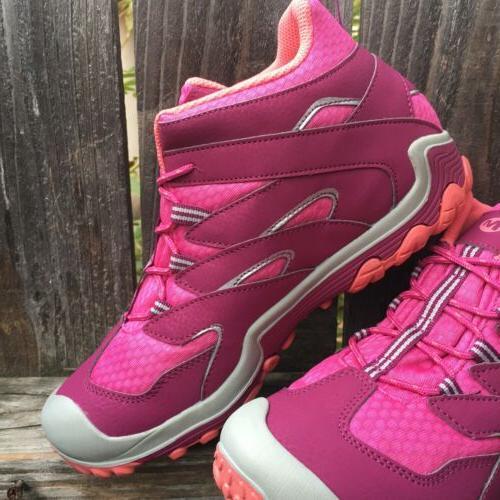 Merrell Toddler Girls Hiking Boots Chameleon