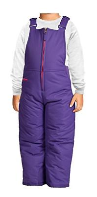Arctix Infant/Toddler Insulated Snow Bib Overalls,Purple,18