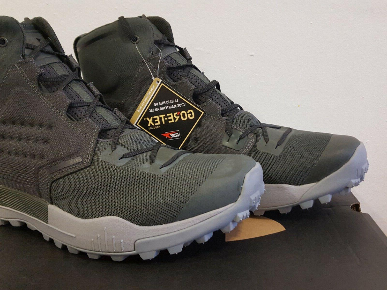separation shoes ef180 41140 Under Armour UA Newell Ridge Mid GTX Gore-Tex