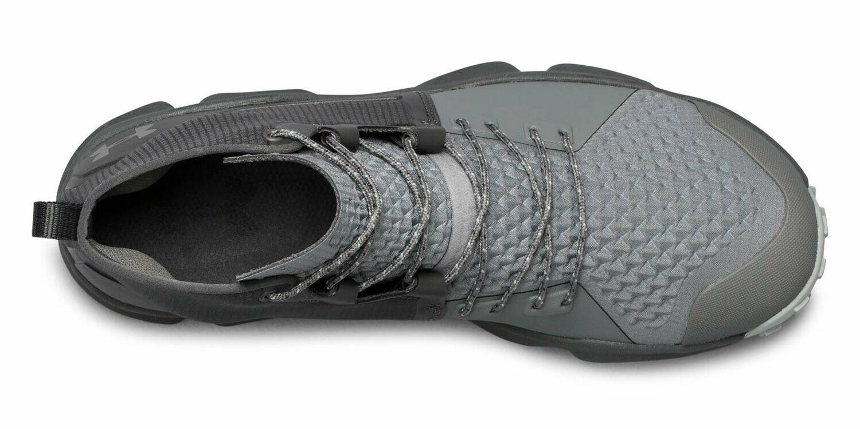 Under Armour UA Speedfit 2.0 Black//Nori Green Mens Hiking Boots 3000305-102