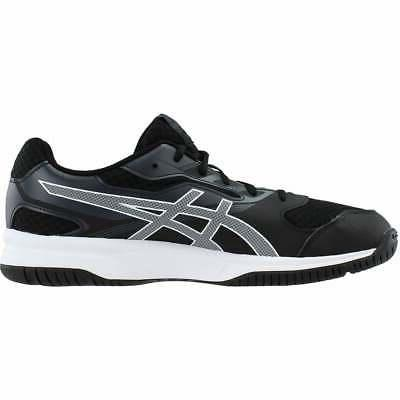 asics upcourt 2 casual volleyball shoes  black