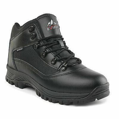 us men s waterproof construction hiking boots