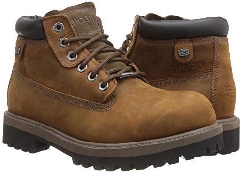 Skechers Verdict Desert Leather M US