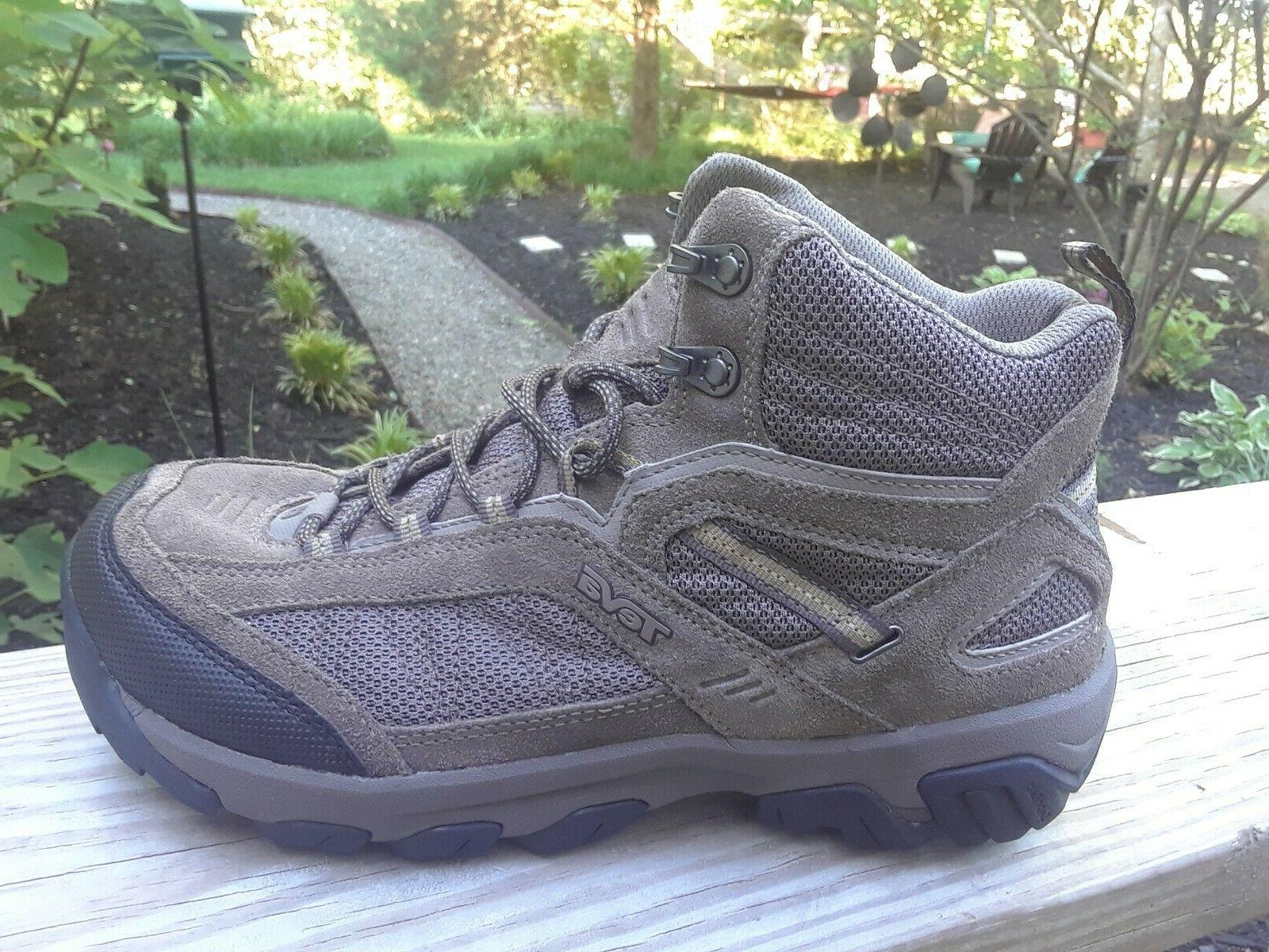 verdon mid suede waterproof trail hiking boots