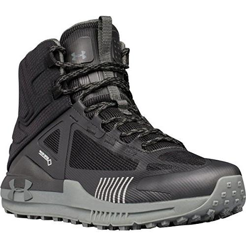 Under Armour Men's 2.0 Mid Gore-TEX Hiking Boot, /Black, 11.5