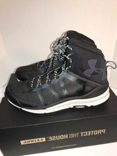 UNDER ARMOUR Verge Mid Hiking Shoes Boots AUTHENTIC 1299434