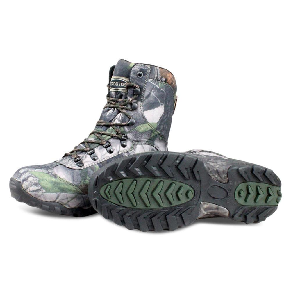 Dirt Boot® Waterproof Ankle Muck Boots Camo