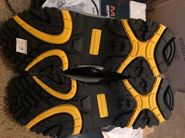 Skechers Men's Boots 12- Relaxed Memory Foam
