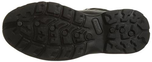 Timberland Men's White Mid Waterproof Boot,Black,8.5 M US