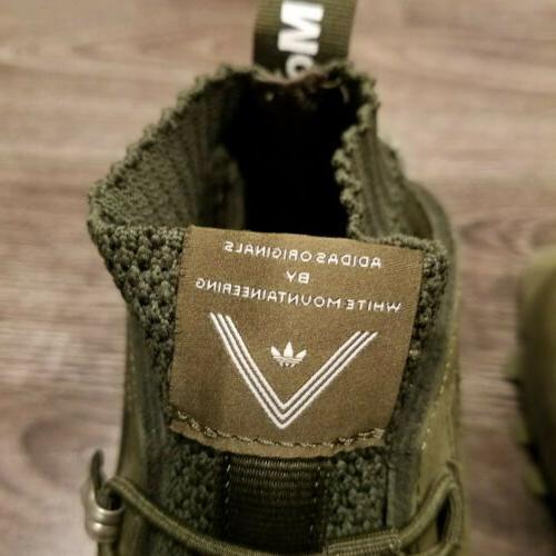 ADIDAS boots Mens Shoes Green