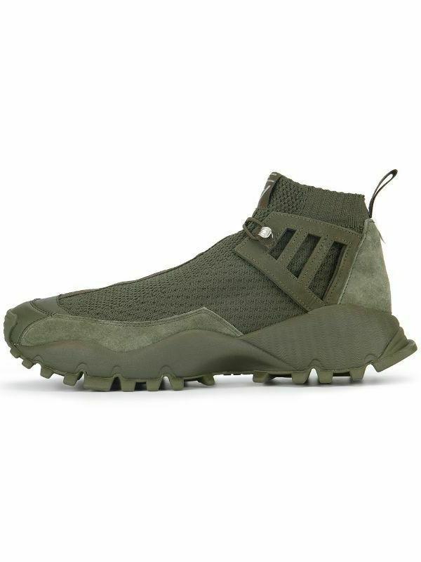 ADIDAS Mountaineering boots Green