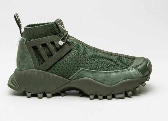 ADIDAS Mountaineering boots 9.5 Green CG3667