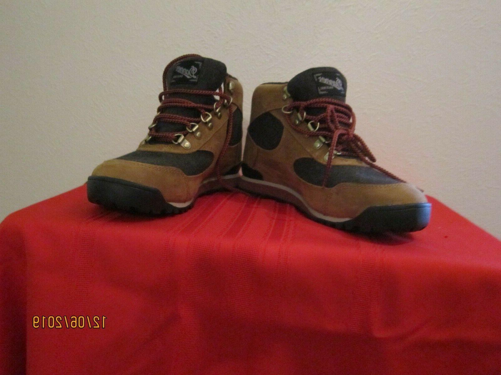 Danner Women's 8.5 M Jag Wool Ankle 32229 Elk Height Waterproof