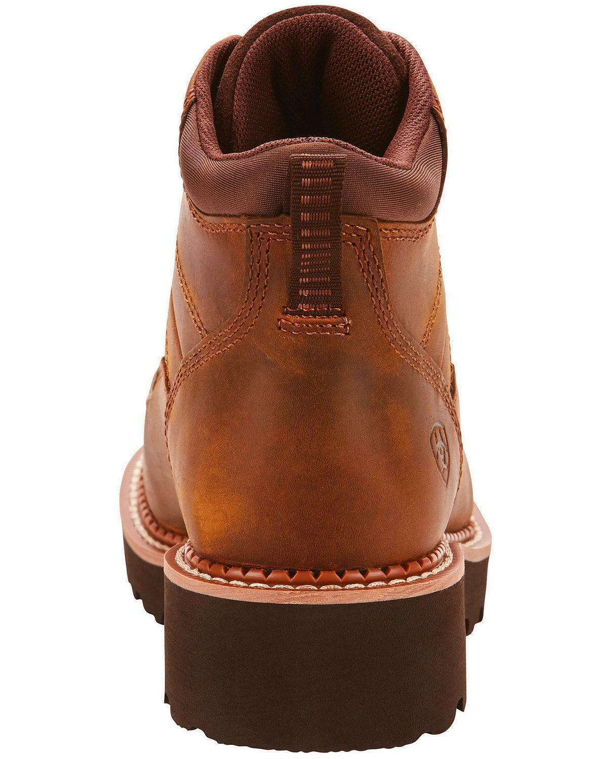 Ariat Brown II Boots Round Toe 10025016