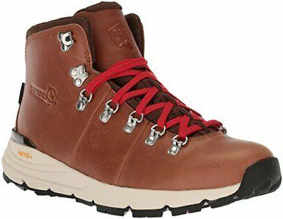 "Danner Women's Mountain 600 4.5""-W's Hiking Boot Color Saddl"