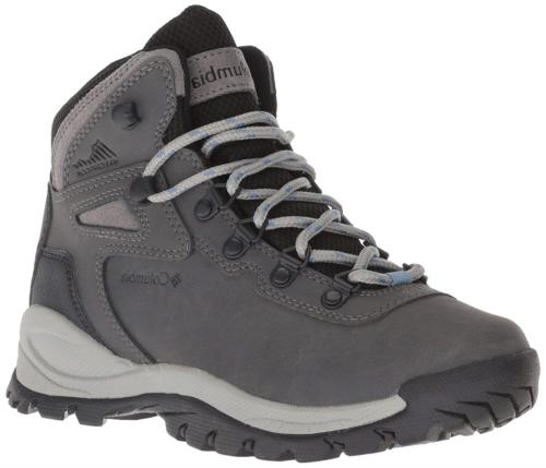 Columbia Women's Newton Ridge Plus Hiking Boot Quarry/Cool W