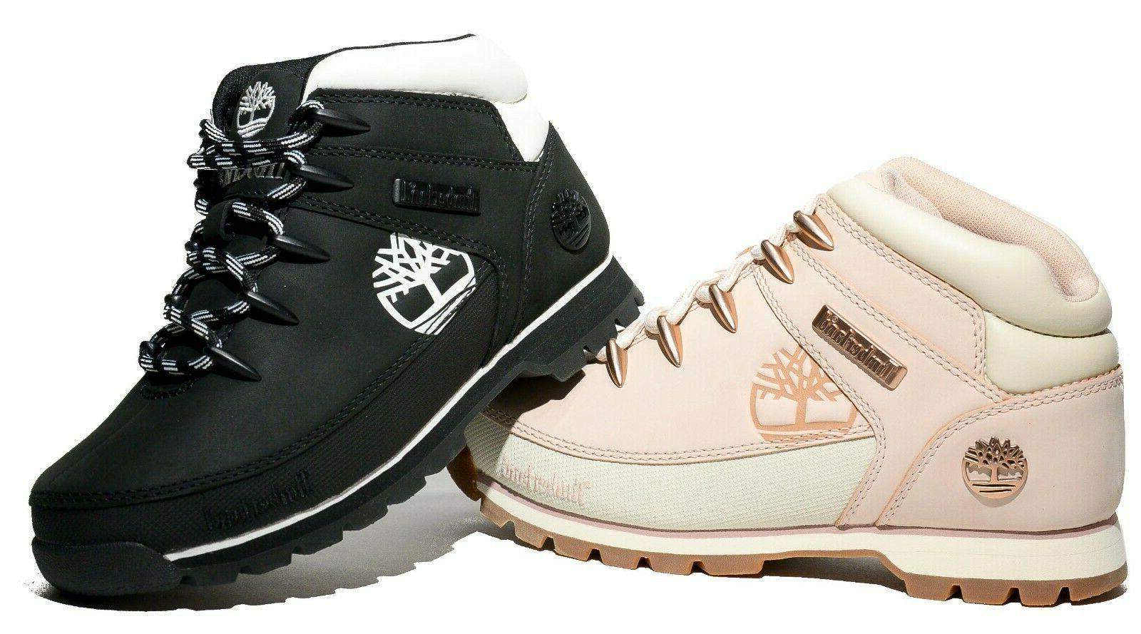Timberland Women's Premium Leather Euro Pink /