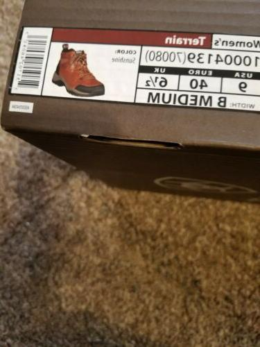 women s size 9 boots hiking ankle