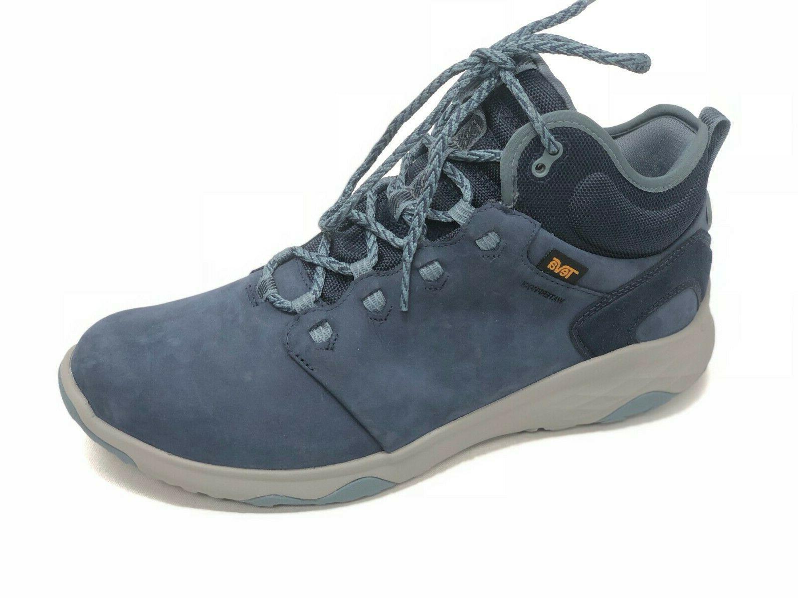 Teva Womens Arrowood 2 Mid Waterproof Leather Hiking Boots 1