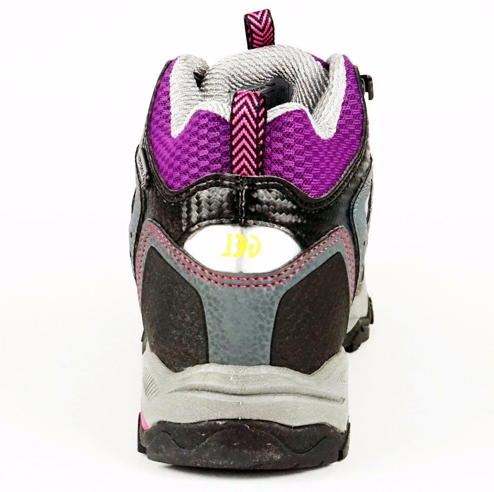 Asics Womens GEL-MONTALTO Mid Trekking Hiking Boots
