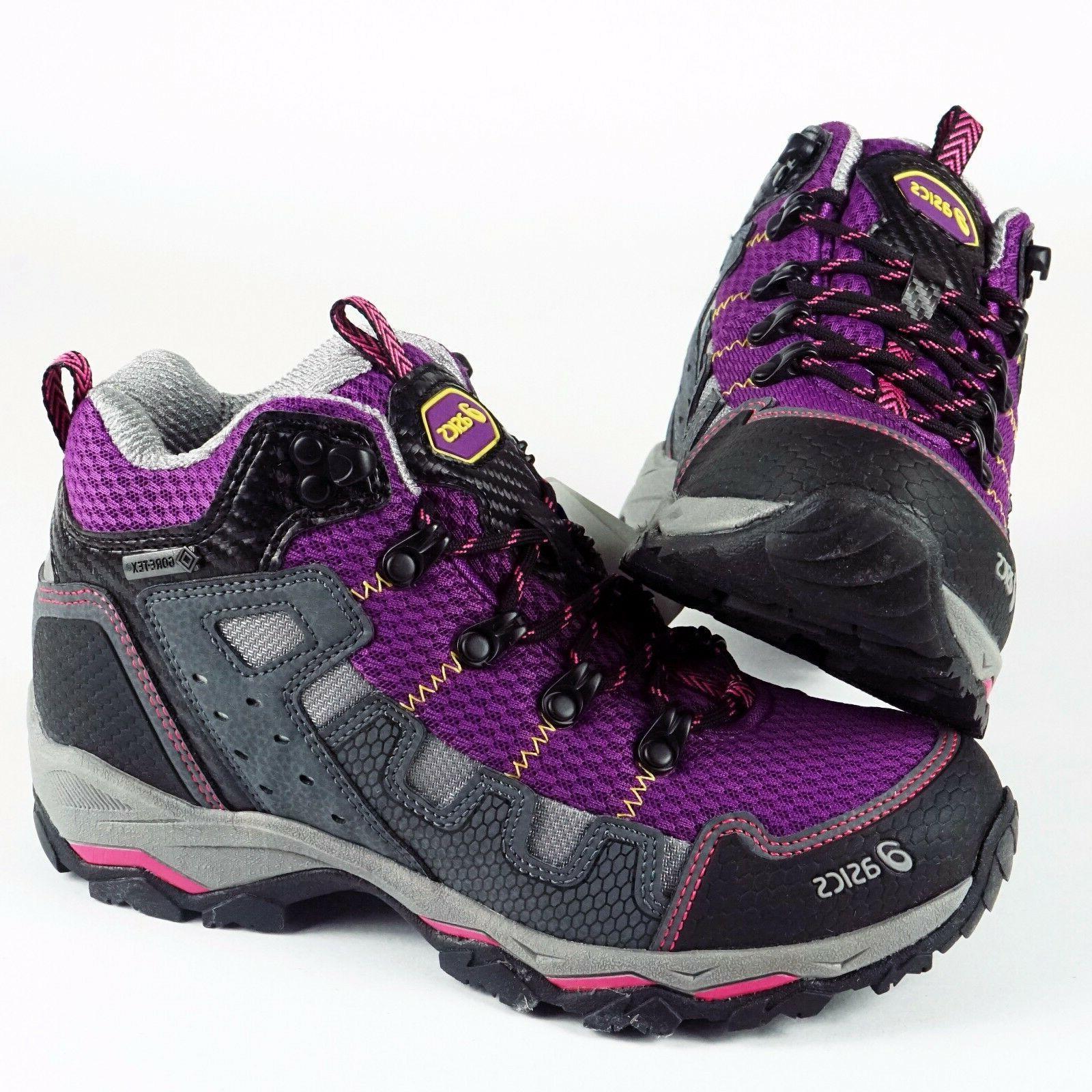 Asics Womens Gore-tex Mid Sports Trekking Trail Hiking