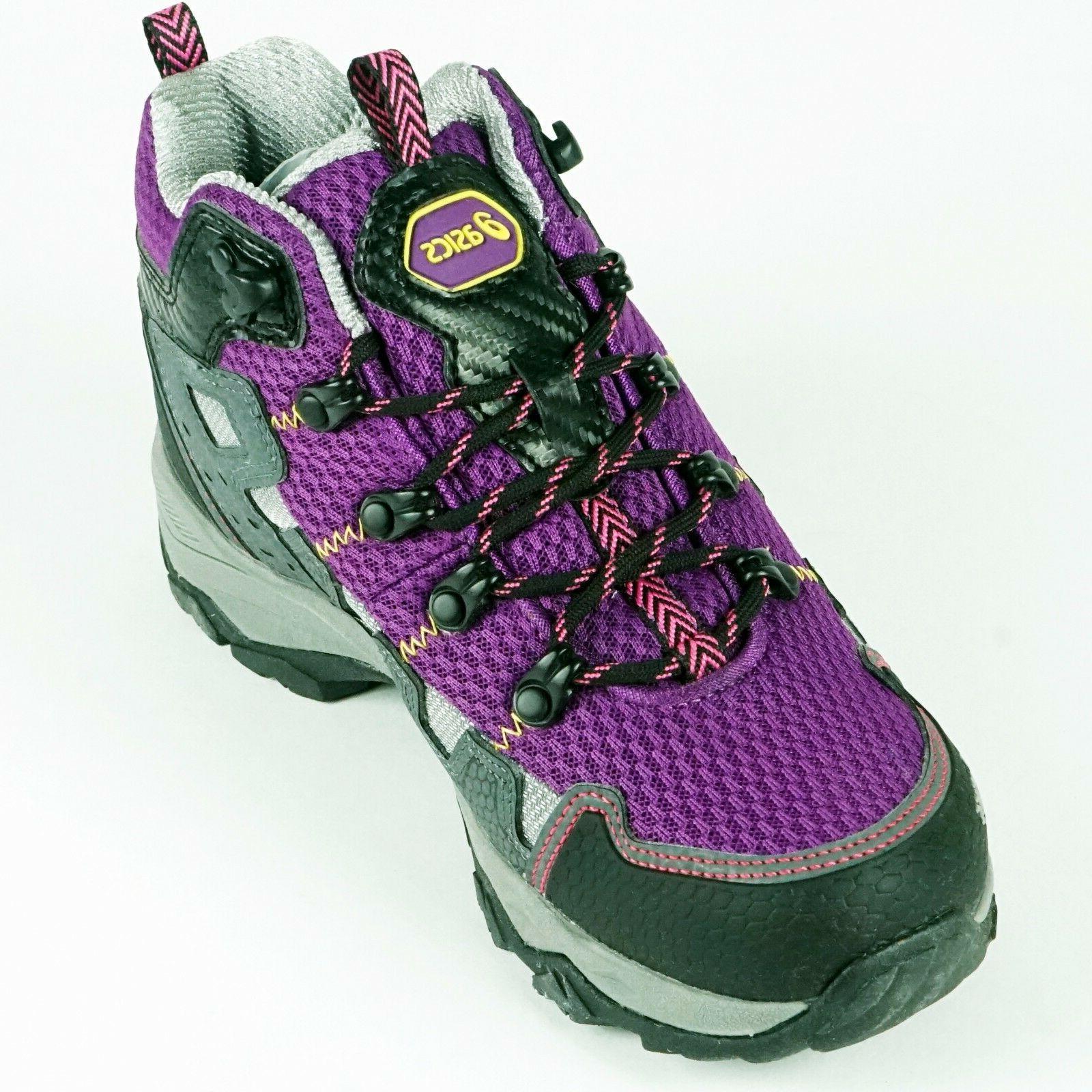 Asics Mid Trekking Trail Hiking Boots