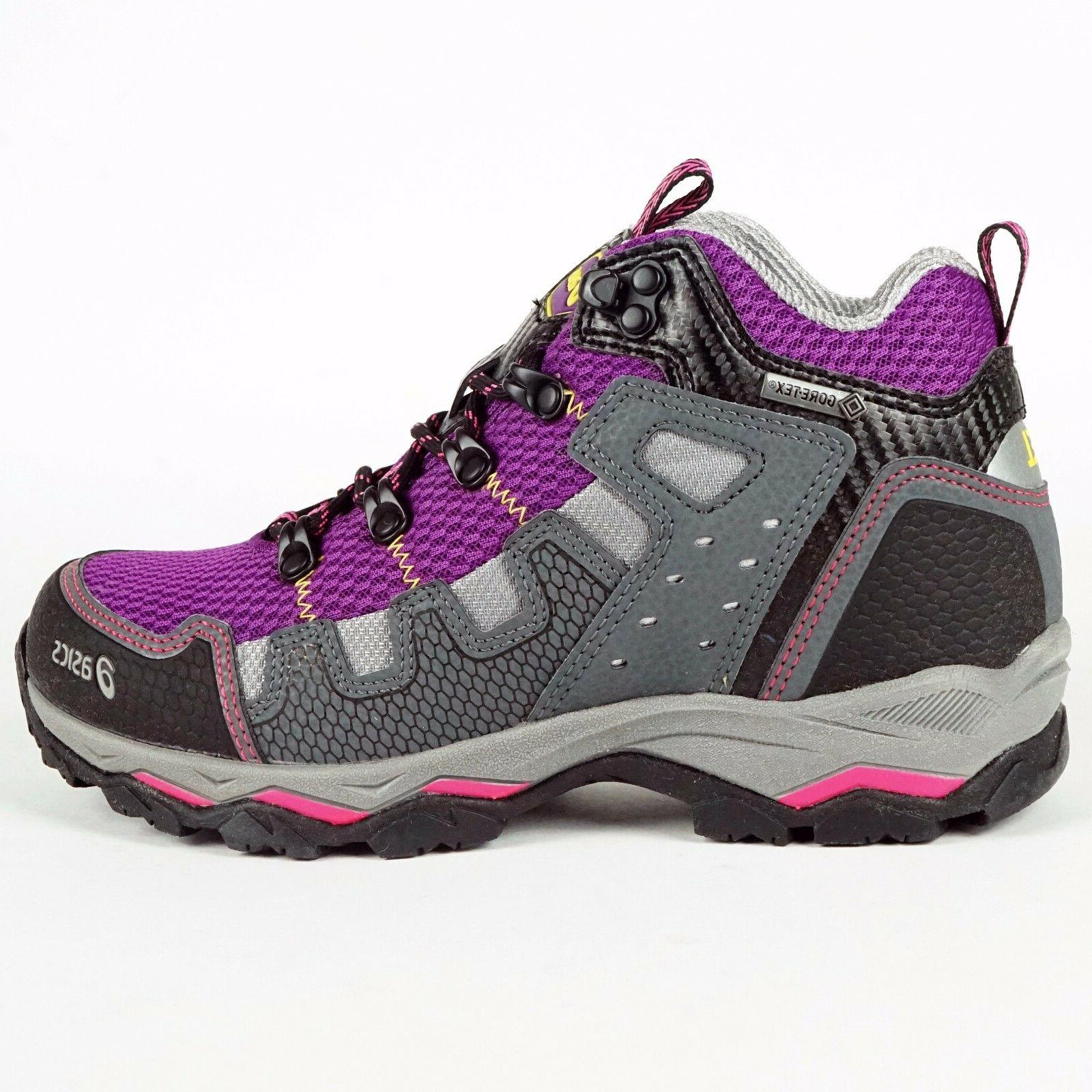 Asics Womens GEL-MONTALTO Gore-tex Mid Sports Trekking Trail