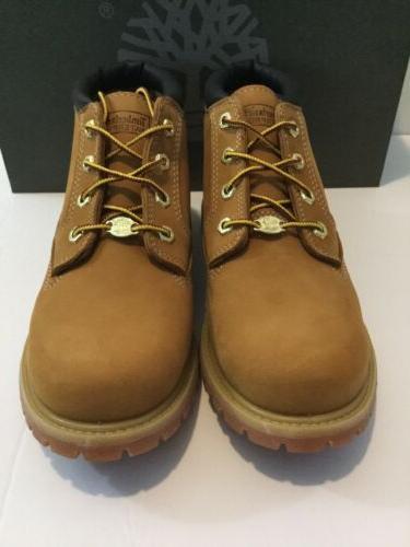 Timberland Womens Chukka Leather Waterproof Size 9.5