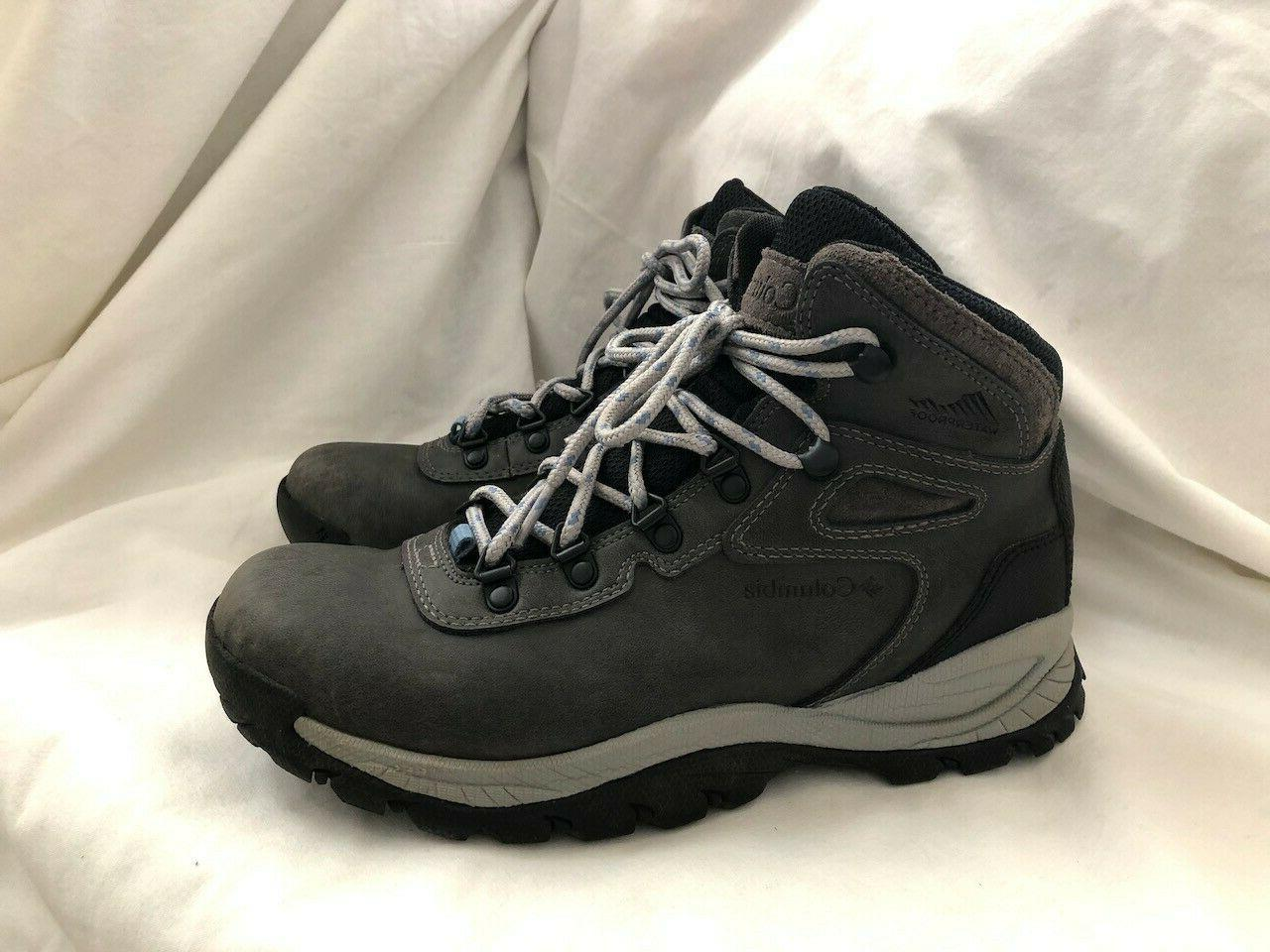 womens newton ridge omnigrip waterproof hiking boot