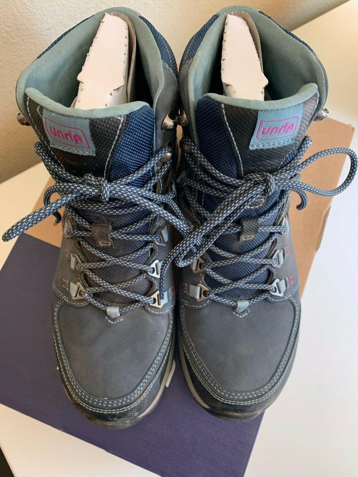 Womens Teva Blue Shoes Hiking