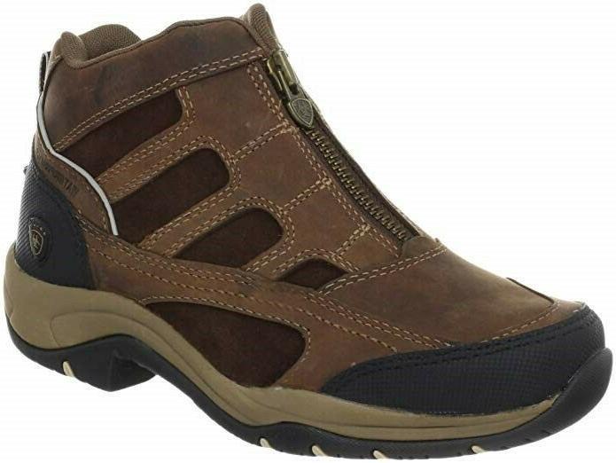 womens terrain h20 zip short hiking boots