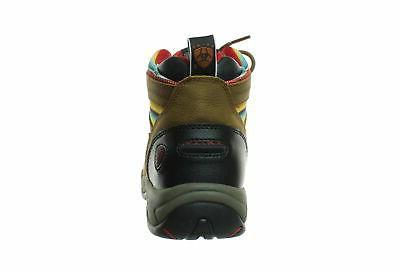 Ariat Womens Walnut/Serape Hiking Boots