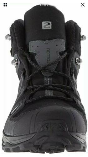 Salomon Ultra Wide Mid Boots Mens SIze 10.5M