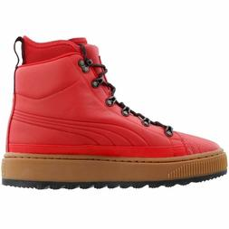 lace up waterproof boots red the ren
