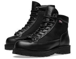 Danner Light Black Size 8 30465 Gore-Tex Boot GTX Vibram Hik