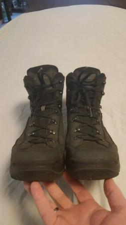 Lowa Renegade GTX Mid Hiking Boots Men Size 11 M Gray