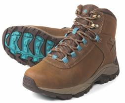 8 M MERRELL Waterproof Mid women's Leather Lace-up Hiking Bo
