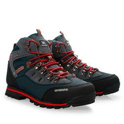 Men's Skid Resistance Hiking Waterproof Climbing Mountaineer
