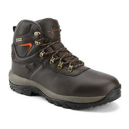 NORTIV 8 Men's Waterproof Hiking Boots Mid Outdoor Backpacki